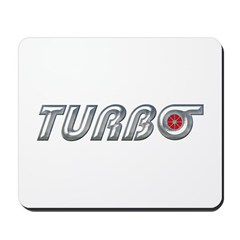 Turbo Mousepad