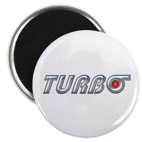 "Turbo 2.25"" Magnet (100 pack)"
