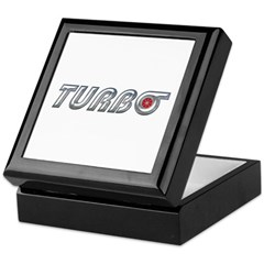 Turbo Keepsake Box