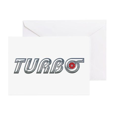 Turbo Greeting Cards (Pk of 20)