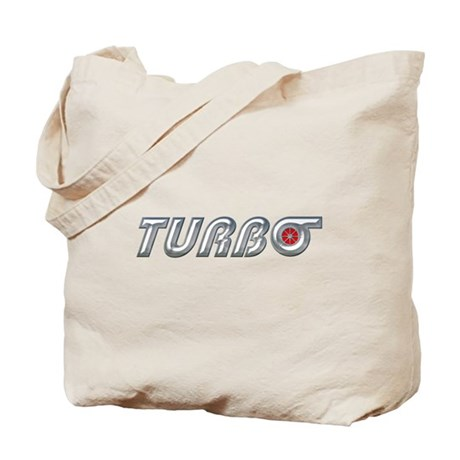 Turbo Tote Bag