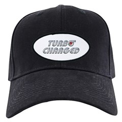 Turbo Charged Black Cap