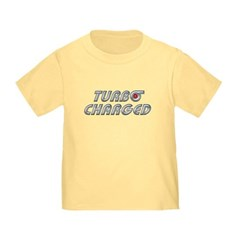 Turbo Charged Toddler T-Shirt