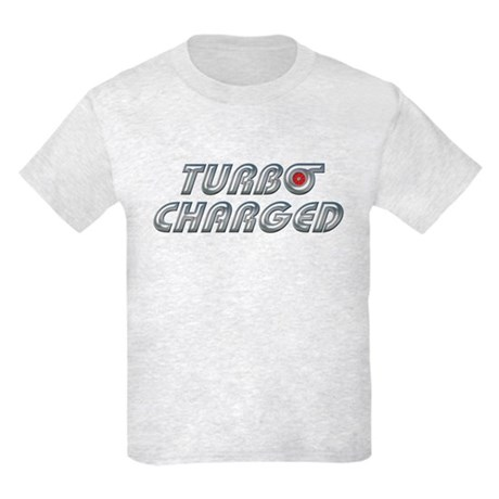 Turbo Charged Kids Light T-Shirt