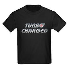 Turbo Charged Kids Dark T-Shirt