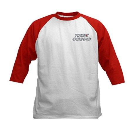 Turbo Charged Kids Baseball Jersey