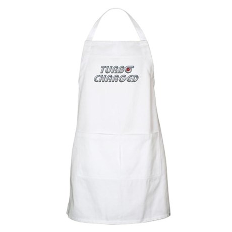 Turbo Charged BBQ Apron