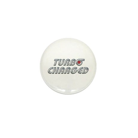 Turbo Charged Mini Button