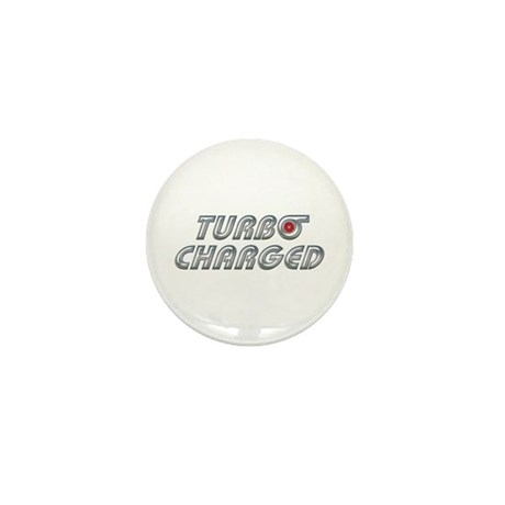 Turbo Charged Mini Button (10 pack)