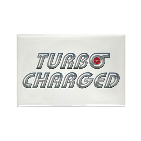 Turbo Charged Rectangle Magnet