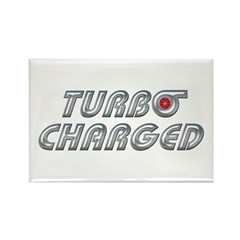 Turbo Charged Rectangle Magnet (100 pack)