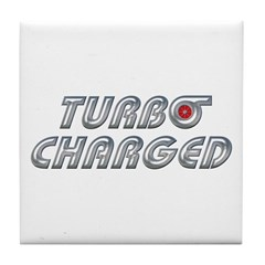 Turbo Charged Coaster Tile