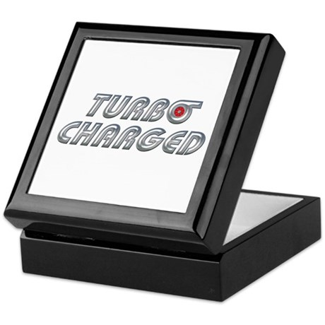 Turbo Charged Keepsake Box