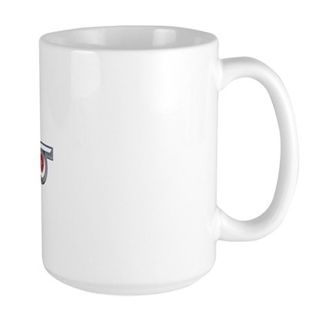 Twin Turbo Coffee Mug Large