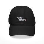 Twin Turbo Black Cap