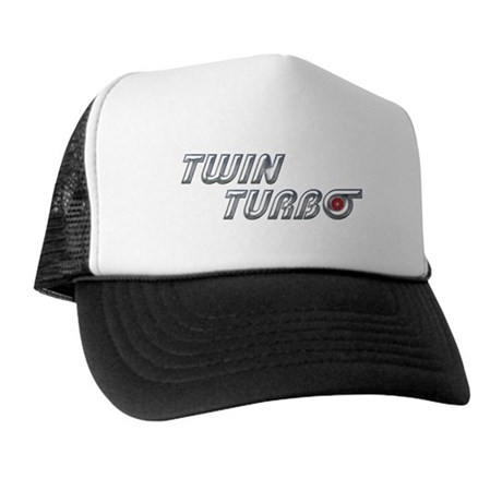 Twin Turbo Trucker Hat