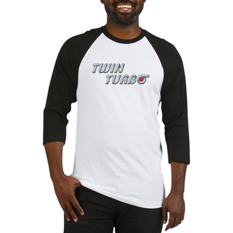 Twin Turbo Baseball Jersey