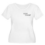 Twin Turbo Women's Plus Size Scoop Neck T-Shirt