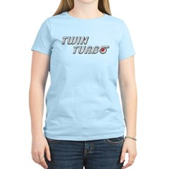 Twin Turbo Women's Light T-Shirt