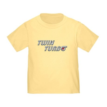 Twin Turbo Toddler T-Shirt