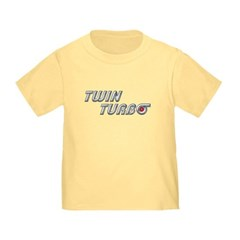 Twin Turbo Toddler T-Shirt