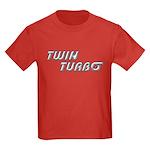 Twin Turbo Kids Dark Colored Tee-Shirt