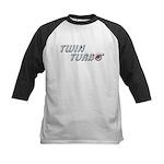 Twin Turbo Kids Baseball Jersey