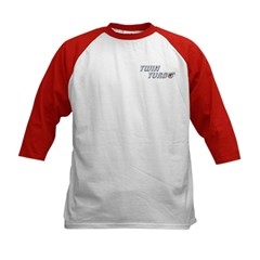 Twin Turbo Kids Baseball Jersey