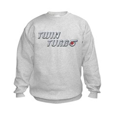 Twin Turbo Kids Sweatshirt