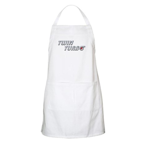 Twin Turbo BBQ Apron