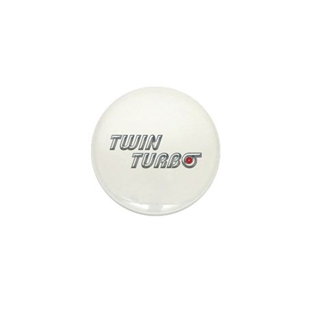 Twin Turbo Mini Button
