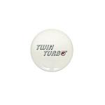 Twin Turbo Mini Button (100 pack)