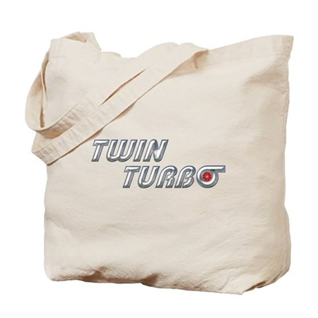 Twin Turbo Tote Bag