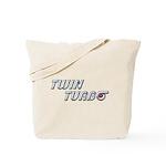 Twin Turbo Tote Bag
