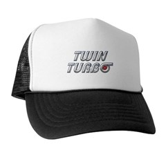 Twin Turbos Trucker Hat