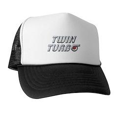 Twin Turbos Trucker Hat