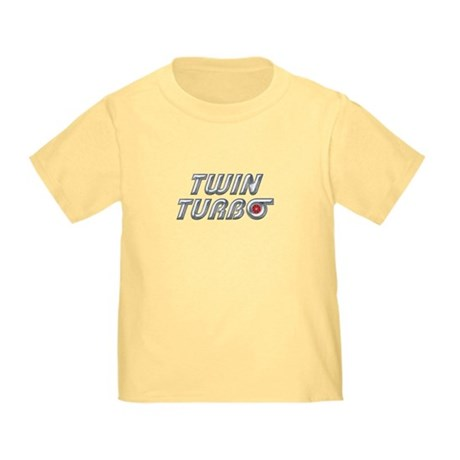 Twin Turbos Toddler T-Shirt