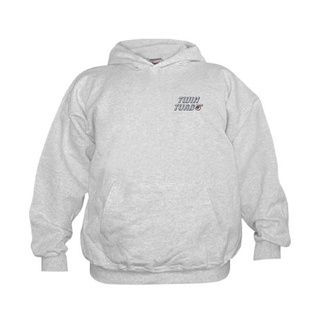 Twin Turbos Kids Sweatshirt