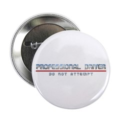 "Professional Driver 2.25"" Button (10 pack)"
