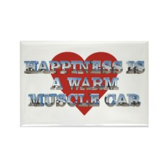 Happiness is a Musclecar II Magnet (10 pack)