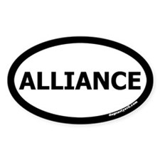 ALLIANCE Decal