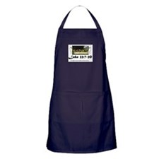 Last Supper Apron Dark