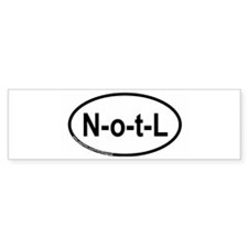 Niagara on the Lake Bumper Sticker (50 pk)