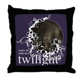 Twilight Influence Throw Pillow