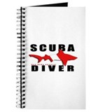 Scuba Diver: SHARK Journal
