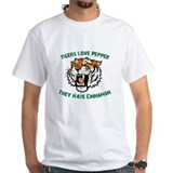Tigers Love Pepper, They Hate Shirt