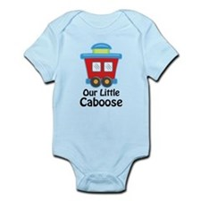 Our Little Caboose Infant Bodysuit