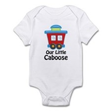 Our Little Caboose Onesie
