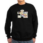 Autism Love Sweatshirt (dark)