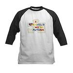 Autism Love Kids Baseball Jersey
